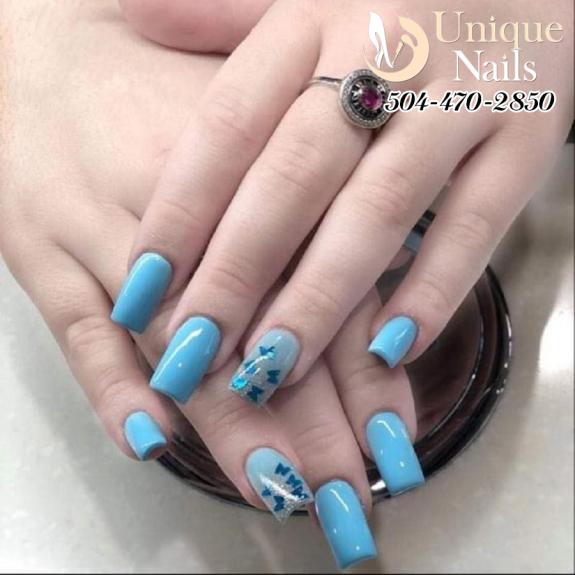 STUNNING TROPICAL NAIL ART TO LIGHTEN YOUR SUMMER - Unique Nail Spa
